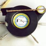 Die genauestmögliche Untersuchung erfolgt mittels Fraktometer an einem Bohrkern. © N. A. Klöhn
