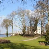 Glienicker Park: Blick in den Pleasureground © N. A. Klöhn