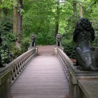 Löwenbrücke © N. A. Klöhn
