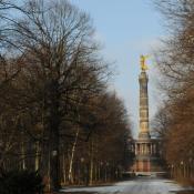 Blick auf die Siegessäule © N. A. Klöhn