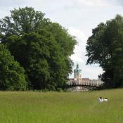 Langgraswiese im Schlossgarten Charlottenburg. © A. von Lührte