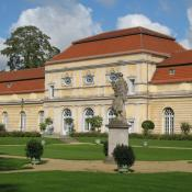 Schloss Charlottenburg. © A. von Lührte