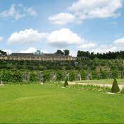 Schloss Sanssouci im Weltkulturerbe Schlösser und Gärten von Potsdam und Berlin. © A. von Lührte